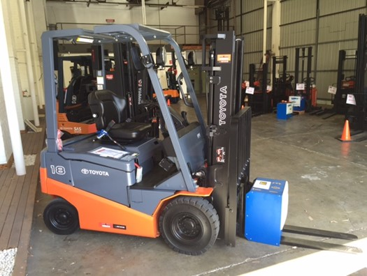 Product - Just Used Forklifts